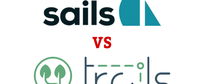 Sails vs Trails